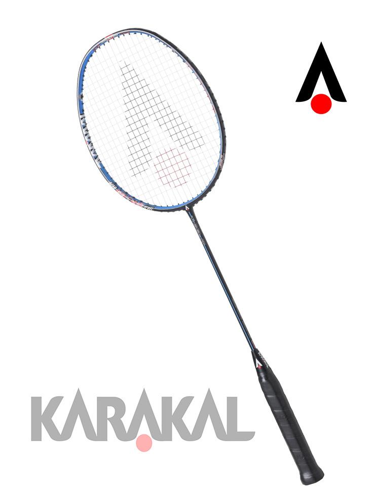 KARAKAL カラカル BLACK ZONE 50 バドミントン ラケット バドミントンラケット バトミントン バトミントンラケット badminton racket 【送料無料(沖縄・離島は除く)】【あす楽対応】 【 ガット代 & ガット張り 代 無料】