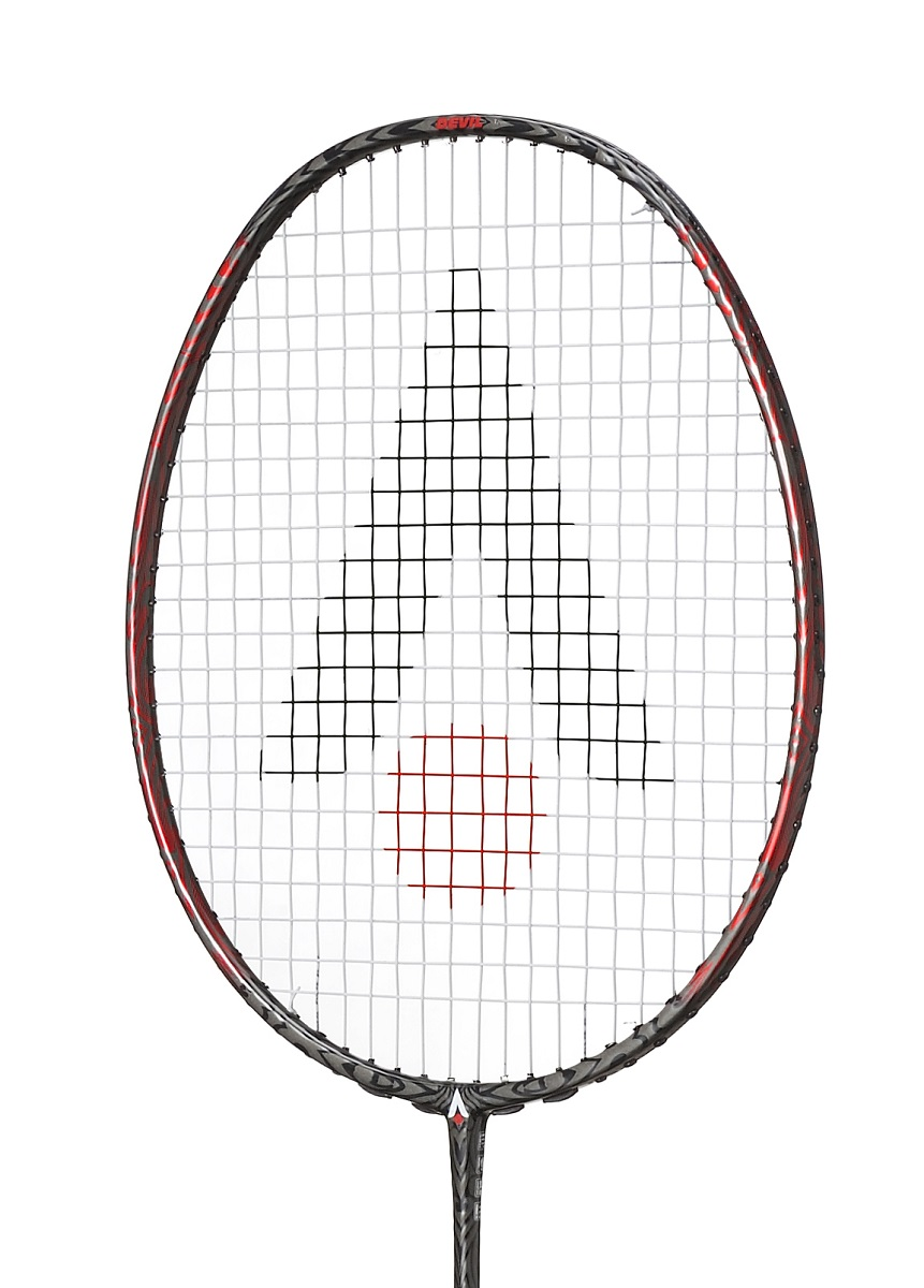 KARAKAL カラカル TATTOO DEVIL RED バドミントン ラケット バドミントンラケット バトミントン バトミントンラケット badminton racket 【送料無料(沖縄・離島は除く)】 【 ガット代 & ガット張り 代 無料】