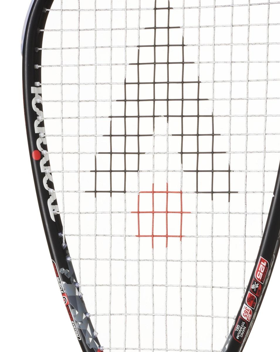 CRYSTAL 115 KARAKAL ( Caracal ) squash Racquet
