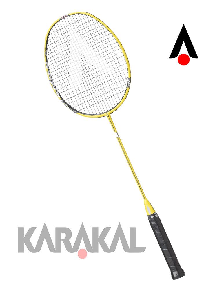 KARAKAL カラカル PRO 84/290 バドミントン ラケット バドミントンラケット バトミントン バトミントンラケット badminton racket 【送料無料(沖縄・離島は除く)】【あす楽対応】 【 ガット代 & ガット張り 代 無料】