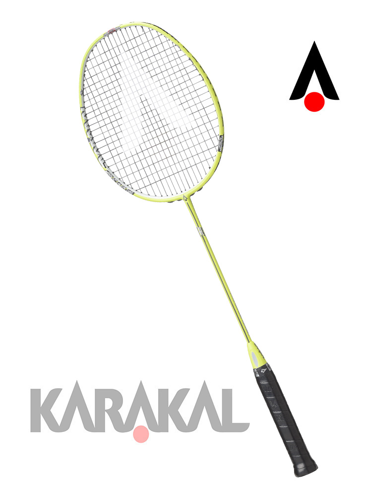 【2018モデル特別先行販売】KARAKAL カラカル PRO 88/290 バドミントン ラケット バドミントンラケット バトミントン バトミントンラケット badminton racket 【送料無料(沖縄・離島は除く)】【あす楽対応】 【 ガット代 & ガット張り 代 無料】