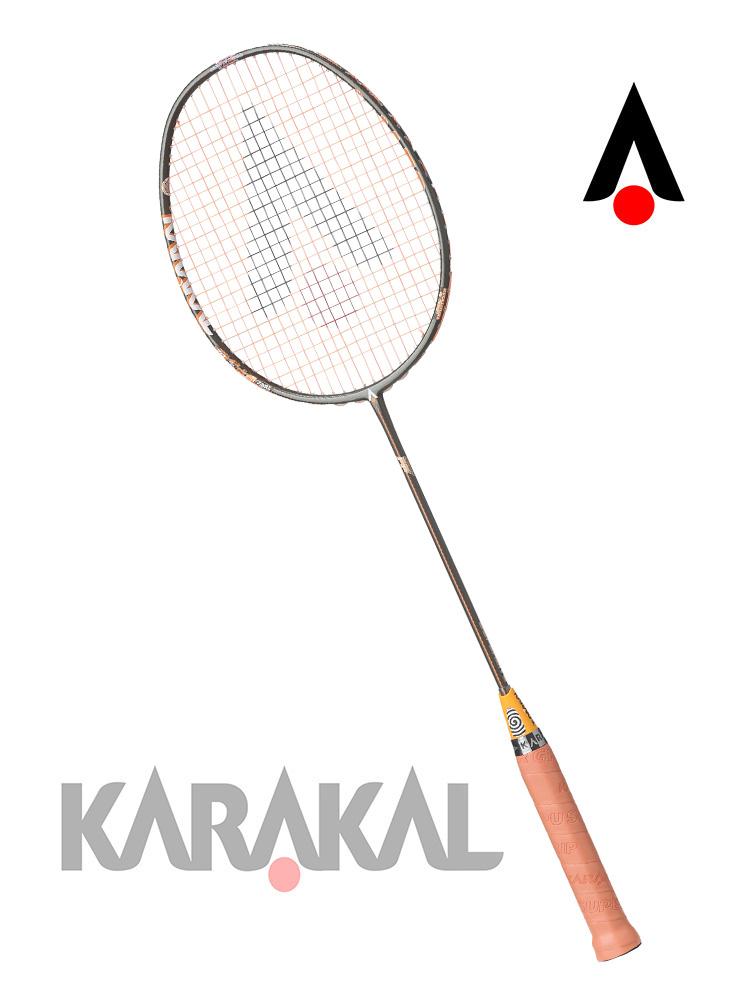 KARAKAL カラカル M70FF NEW-D バドミントン ラケット バドミントンラケット バトミントン バトミントンラケット badminton racket 【送料無料(沖縄・離島は除く)】【あす楽対応】 【 ガット代 & ガット張り 代 無料】