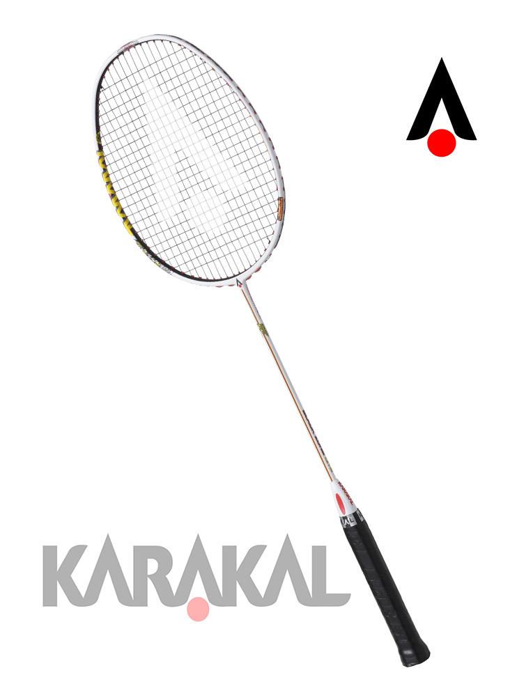 KARAKAL カラカル BLACK ZONE LITE バドミントン ラケット バドミントンラケット バトミントン バトミントンラケット badminton racket 【送料無料(沖縄・離島は除く)】【あす楽対応】 【 ガット代 & ガット張り 代 無料】