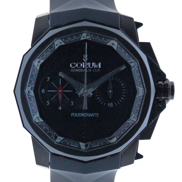 Corum CORUM admirals Cup 48 foudroyante limited 895.931.95/0371 AN12 48 mm titanium world 155 limited outlet