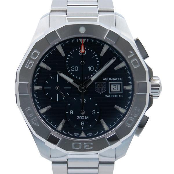 online store 504ac c19c8 Tag Heuer TAG HEUER Aquaracer chronograph CAY2112.  BA0925 calibre 16 Blue