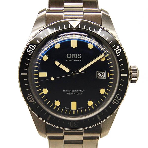 【新品】オリス ORIS ダイバーズ65 733 7720 4055M ブルー 42mm SS