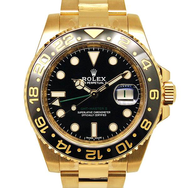 huge discount 00baa 78bd7 豪奢な 【新品】ロレックス ROLEX GMTマスター2 Ref.116718LN ...