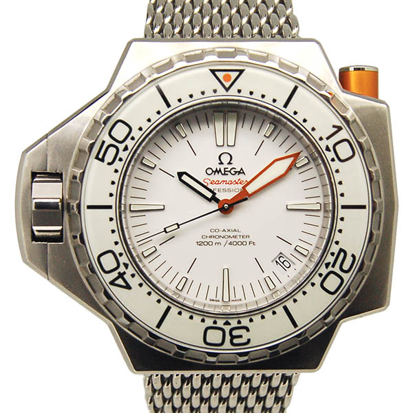 OMEGA【オメガ】 7665 腕時計 SS メンズ