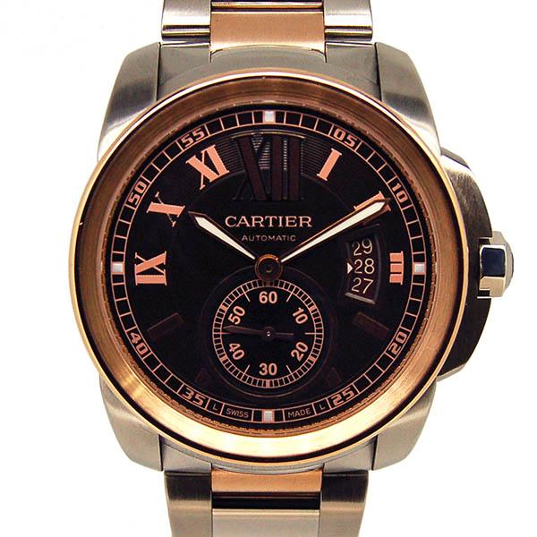 CARTIER【カルティエ】 311.30.42.30.01.005 7685 腕時計  メンズ