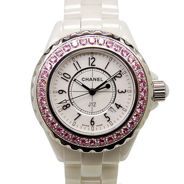 CHANEL【シャネル】 H1181 7474 腕時計 セラミック/サファイア レディース