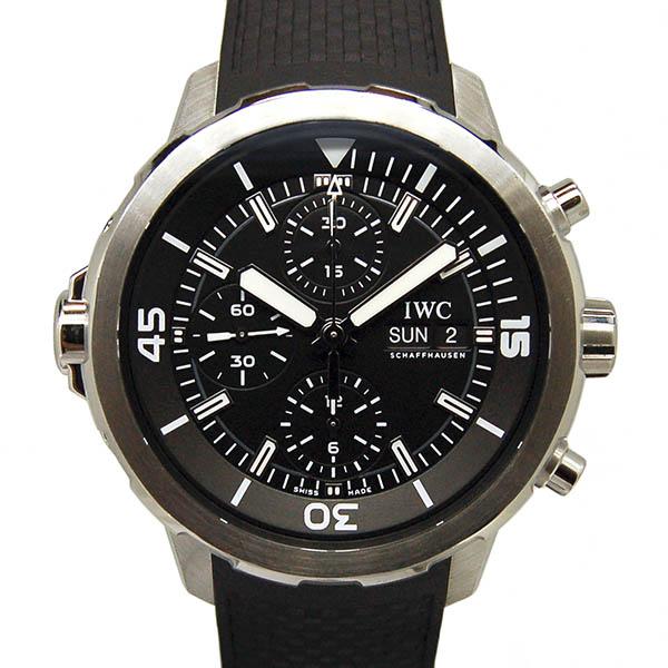 IWC【インターナショナルウォッチカンパニー】 アクアタイマー クロノグラフ IW376803 腕時計 SS/SS(ステンレススチール) メンズ