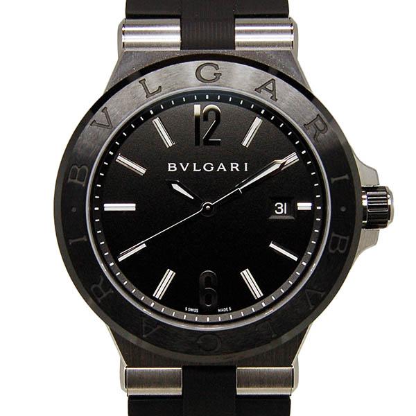 BVLGARI【ブルガリ】 ディアゴノ セラミック DG42BSCVD メンズ