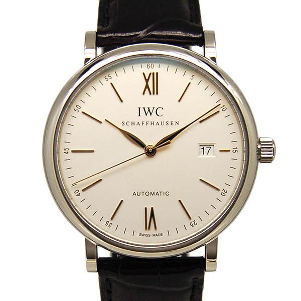 IWC【インターナショナルウォッチカンパニー】 ポートフィノ  IW356517 腕時計 ステンレススチール/ステンレススチール メンズ