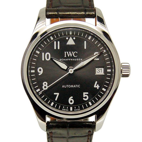 IWC【インターナショナルウォッチカンパニー】 パイロットウォッチ オートマティック 36 IW324001 腕時計 SS/SS(ステンレススチール) メンズ