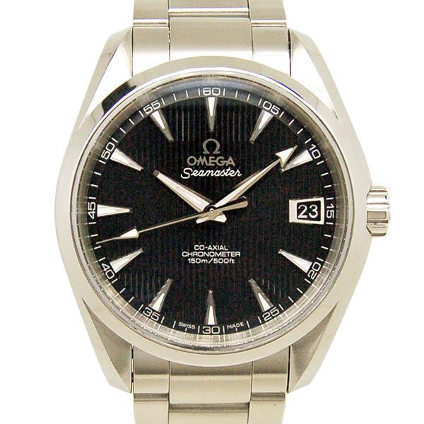 OMEGA【オメガ】 シーマスター アクアテラ 231.10.39.21.01.001 腕時計 SS/SS(ステンレススチール) メンズ
