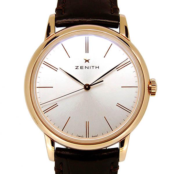 ZENITH【ゼニス】 エリート クラシック 18.2290.679/01.C498 腕時計 /18KRG(ローズゴールド) メンズ
