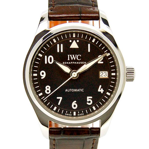 IWC【インターナショナルウォッチカンパニー】 パイロットウォッチ オートマティック 36 IW324009 腕時計 SS/SS(ステンレススチール) メンズ