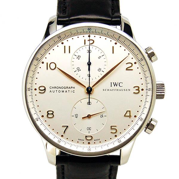 IWC【インターナショナルウォッチカンパニー】 ポルトギーゼ IW371445 腕時計 ステンレススチール/ステンレススチール メンズ