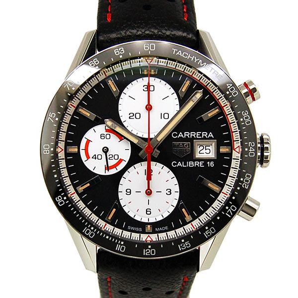 TAG HEUER【タグホイヤー】 カレラクロノグラフ キャリバー16 CV201AP.FC6429 腕時計 ステンレススチール/ステンレススチール メンズ