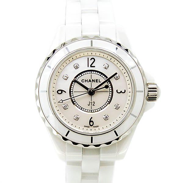 CHANEL【シャネル】 7920 腕時計 セラミック/セラミック レディース