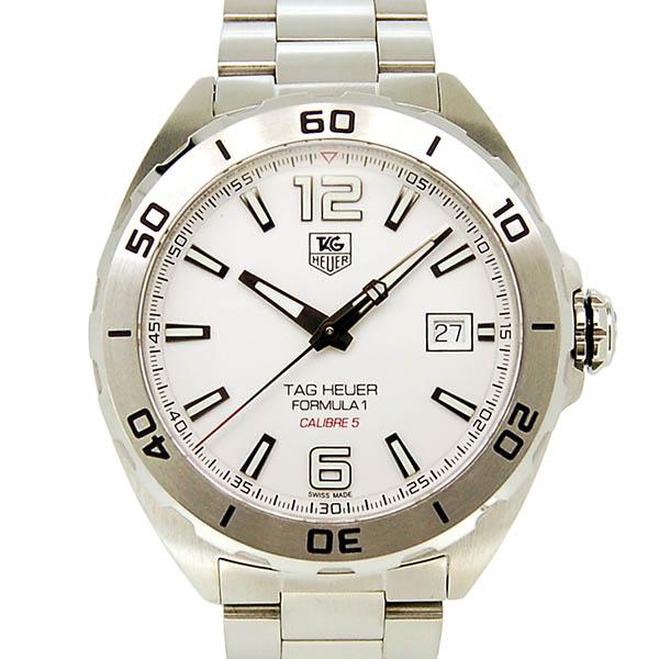 TAG HEUER【タグホイヤー】 フォーミュラ1 WAZ2114.BA0875 腕時計 SS/SS(ステンレススチール) メンズ