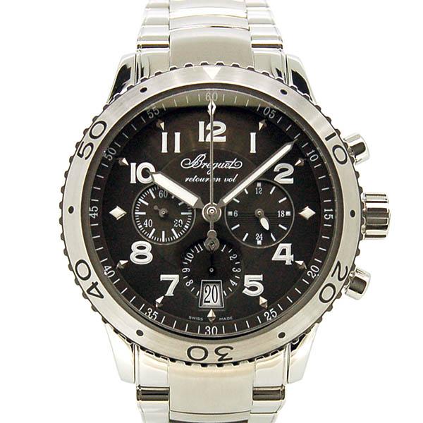 Breguet【ブレゲ】 タイプ21 3810ST/92/SZ9 腕時計 SS/SS メンズ
