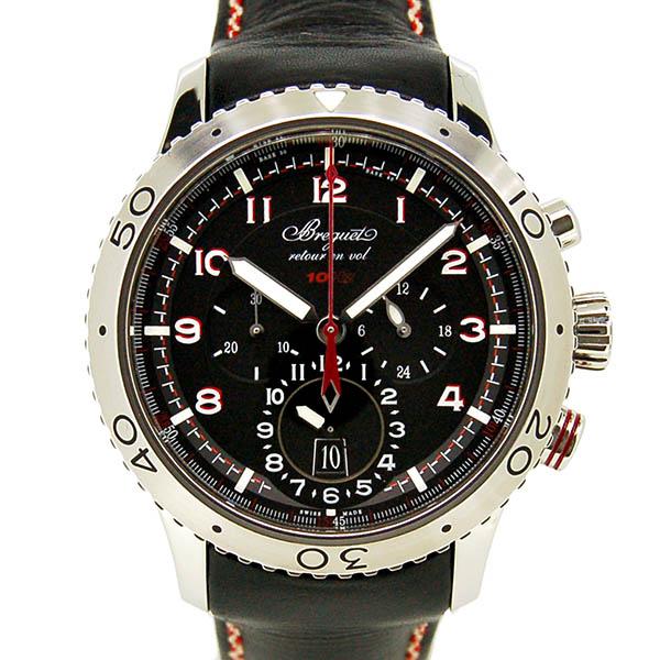 Breguet【ブレゲ】 タイプXXII 3880ST/H2/3XV 腕時計 SS/SS(ステンレススチール) メンズ