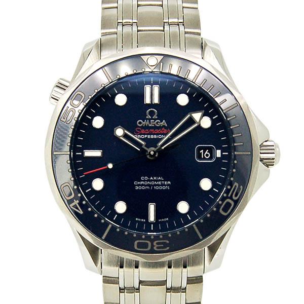 OMEGA【オメガ】 シーマスター300 コーアクシャル 212.30.41.20.03.001 腕時計 SS/SS メンズ