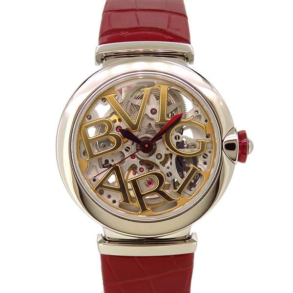 BVLGARI【ブルガリ】 7819 腕時計 ステンレススチール/ステンレススチール レディース