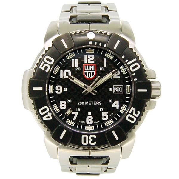 LUMINOX【ルミノックス】 ネイビーシールズ 6100/6200 腕時計 SS/ステンレス メンズ