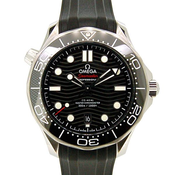 OMEGA【オメガ】 シーマスター300 コーアクシャル マスタークロノメーター210.32.42.20.01.001 腕時計 ステンレススチール/ステンレススチール/ブラックセラミック メンズ