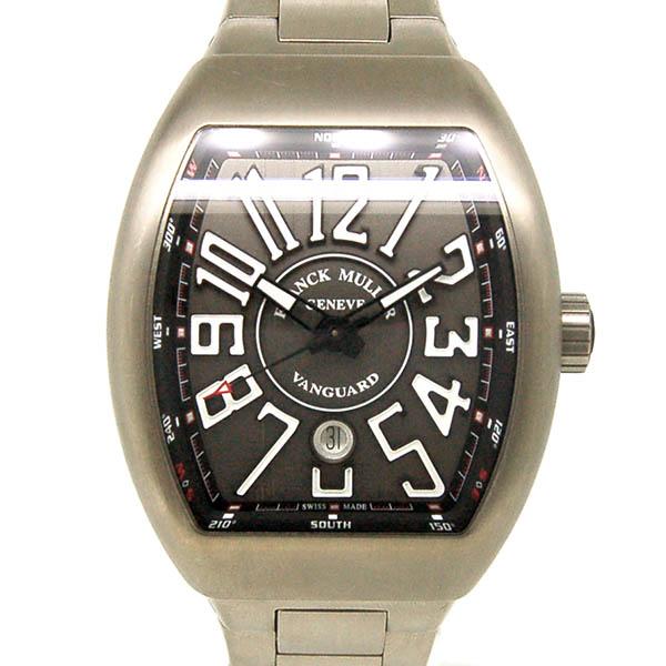 FRANCK MULLER【フランクミュラー】 腕時計 チタン メンズ