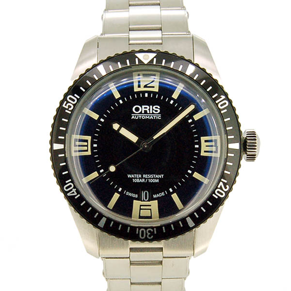 ORIS【オリス】 腕時計 SS メンズ