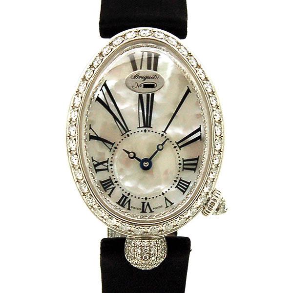Breguet【ブレゲ】 7920 腕時計 /K18WG(ホワイトゴールド) レディース