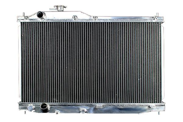 3層52mmアルミラジエーター ホンダ S2000 AP1 F20C M/T