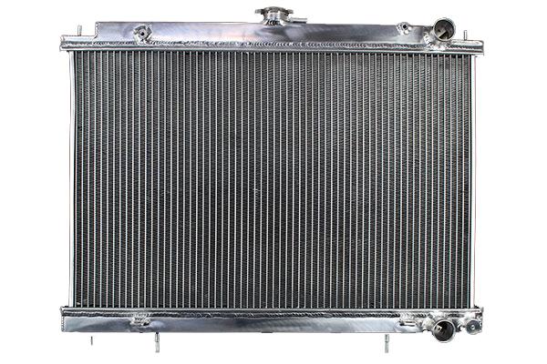 【沖縄・離島への配送不可】3層52mmアルミラジエーター ニッサン スカイライン BCNR33 GTR R33 M/T
