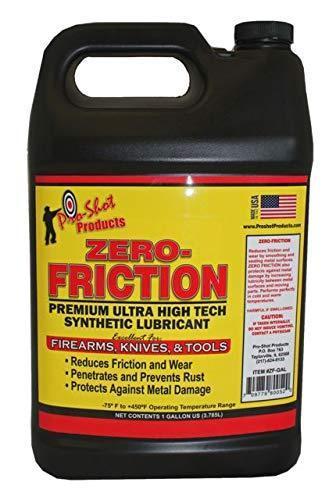 【沖縄・離島への配送不可】Pro-Shot プロショットゼロフリクションオイル 潤滑油1ガロン(3.785L) ボトルタイプ