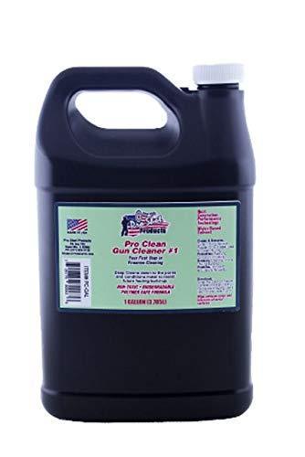 【沖縄・離島への配送不可】Pro-Shot プロショットプロクリーンガンクリーナー1ガロン(3.785L) ボトルタイプ