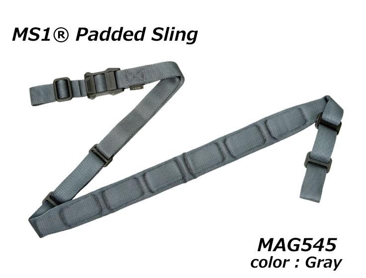 Magpul マグプル スリング MS1 Padded Sling グレー