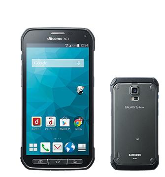 白ロム 中古 SIMロック解除済み Galaxy S5 ACTIVE SC-02G グレイ 本体のみ [Cランク]