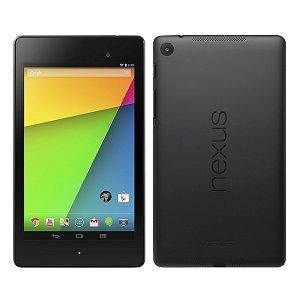 ASUS Nexus7 (2013) ME571 32GB ブラック 本体のみ [Cランク]【白ロム】