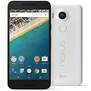 Ymobile Nexus 5x LG-H791 16GB ホワイト 付属品欠品  [Bランク]【白ロム】