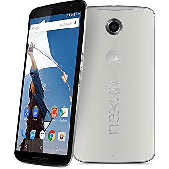 白ロム 新品 未使用品 SIMフリー Nexus 6 XT1100 64GB ホワイト 標準セット