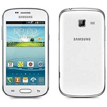 白ロム 中古 Samsung Galaxy Ace S5830I ホワイト 本体のみ [Dランク]