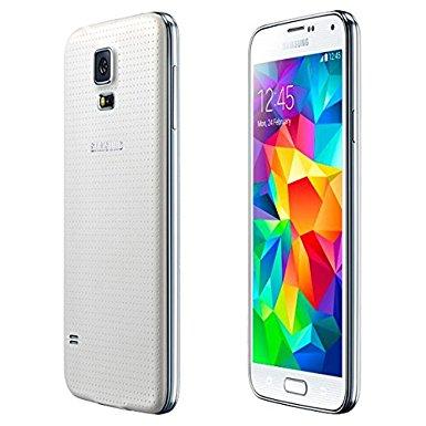 白ロム 中古 SAMSUNG Galaxy S5 LTE-A SM-G900S ホワイト 本体のみ [Cランク]