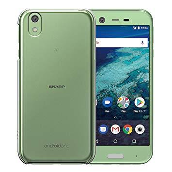 白ロム 中古 Y!mobile Android One X1 グリーン 本体のみ [ジャンク]