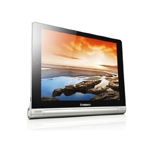 SIMフリー Lenovo YOGA TABLET 10HD+ B8080-F シルバー 付属品欠品 [Dランク] 【白ロム】