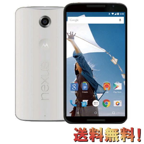 白ロム新品未使用その他Nexus6XT110064GB(SIMフリー)ホワイト標準セット[]IMEI:355470060590250