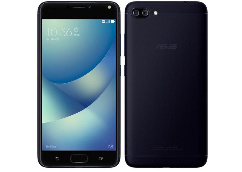 白ロム 中古 SIMフリー Zenfone 4 Max ZC520KL 32GB ネイビー 本体のみ [Cランク]