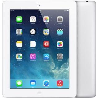新品 未使用品 SIMフリー iPad4 Wi-Fi+Cellular 64GB ホワイト 標準セット